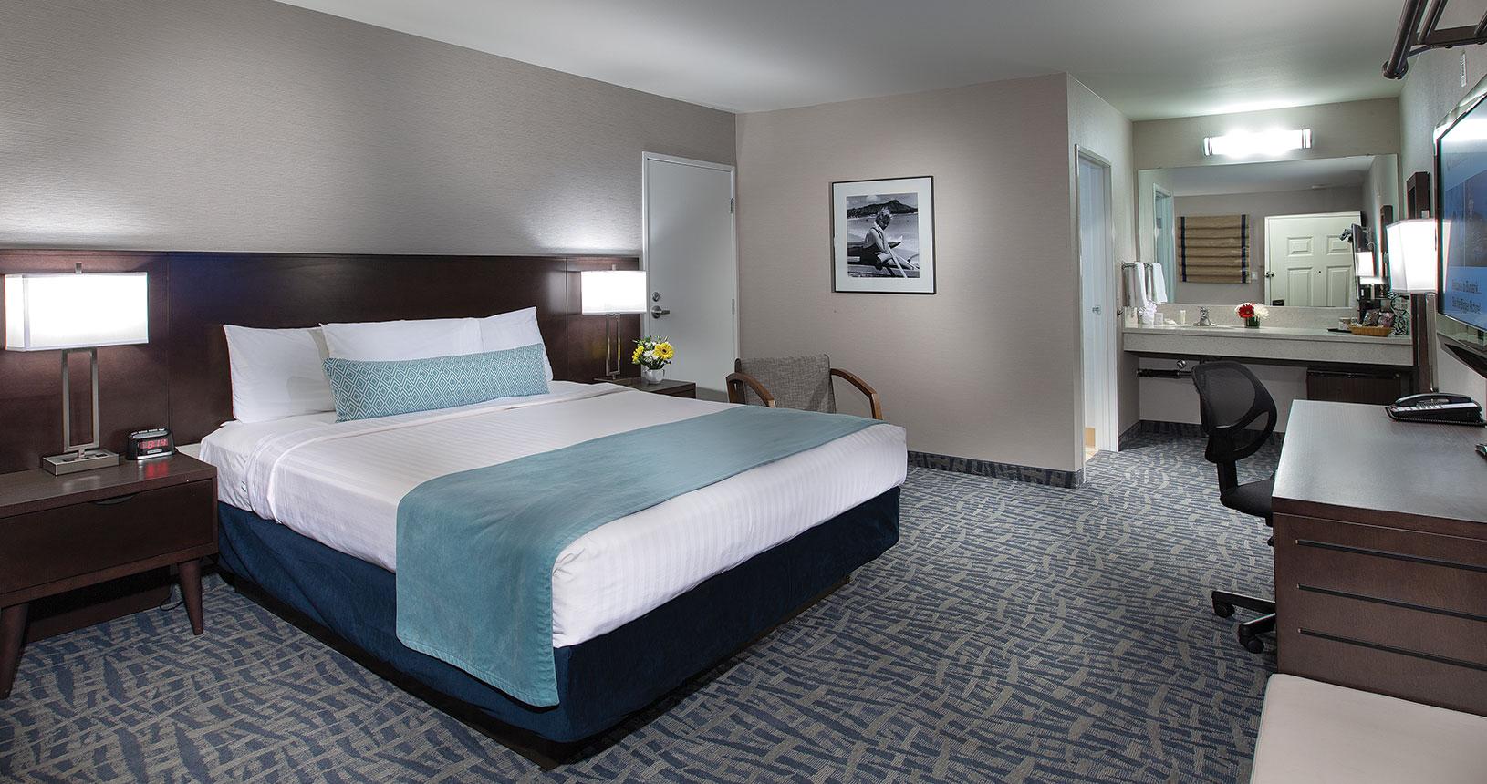 Safari Inn Burbank CA Coast King