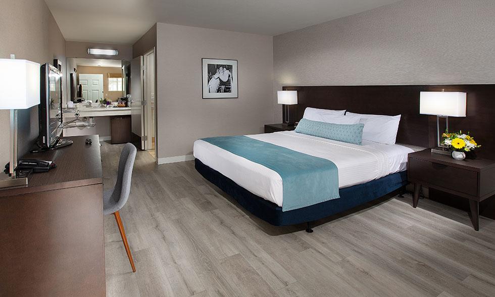 Safari Inn Burbank CA Accommodations Coast King